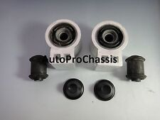 4 FRONT LOWER CONTROL ARM BUSHING SAAB 9-3 03-09 OPEL HOLDEN VECTRA ZC 02-08