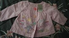 Next baby girls jacket 6-9 months.  Brand New With Tags