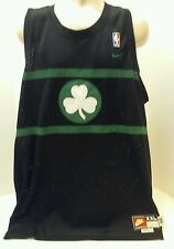 NBA Nike Rewind Boston Celtics Paul Pierce Jersey Black Mens 2XL Sewn Clover