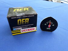 NEW 1970 Chevelle SS & Monte Carlo OER Amp Gauge 6473695A GM Licensed