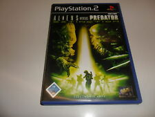 PlayStation 2  PS 2  Aliens vs. Predator: Extinction