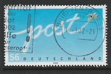 "Germany 2002 ""post"" SG 3104 FU"