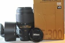 Nikon DX AF-S VR Nikkor 55-300mm G ED lens for D7200 D3300 D5300 D3200 D3100 D90