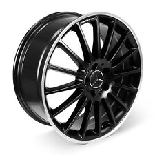 4x Benz AMG CLA Styling Multi Spoke 19X 5x112 Alloy Sport Rims Wheels