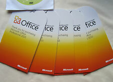 MICROSOFT Office 2010 Professional-VERSIONE INTEGRALE PRO