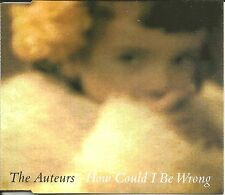 Luke haines THE AUTEURS How Could 2UNRELEASE CD Single SEALED Black Box Recorder