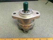 """Parker Hannifin D17X11 BC Fluidpower Hydraulic Gear Pump 1"""" In 3/4"""" Out"""