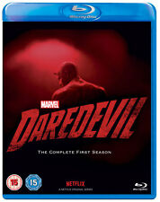 MARVEL'S DAREDEVIL Season 1 [Blu-ray Disc Set] Complete First Season One Netflix