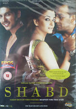 SHABD - BOLLYWOOD DVD - Eros Bollywood indian movie dvd.