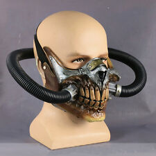 New Arrived Mad Max Immortal Joe Halloween Cosplay Half Face Gas Mask Props