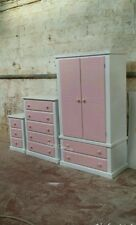 HANDMADE PRINCESS BEDROOM FURNITURE SET (NO FLAT-PACK)!!!