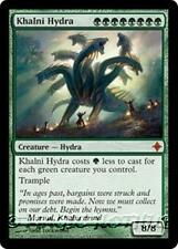 KHALNI HYDRA Rise of the Eldrazi MTG Green Creature — Hydra MYTHIC RARE
