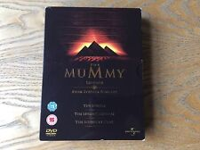 The Mummy Legends DVD Boxset! Look In The Shop!