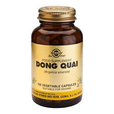 Solgar Dong Quai (Angelica sinensis) 100 Vegetable Capsules