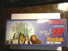 Brendan Gaughan Kodak The Wizard of Oz 1:24 LIMITED EDITION ADULT STOCK CAR NEW