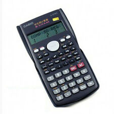 New Casio FX-82MS Calculator Digital LCD Business/Scientific 2-Line Display