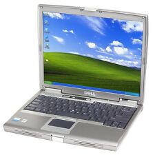 Dell D610 Laptop with Windows XP Professional Installed+Charger