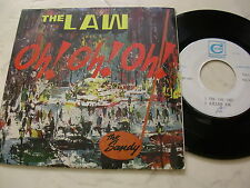 THE LAW / THE SANDY Oh! Oh! Oh! *MEGARARE THAI BEAT 4Track EP 60s*