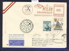 51405) KLM Polar FF Amsterdam - Tokio 1.11.58, SoU ab Österreich So-AFS