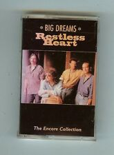 RESTLESS HEART - BIG DREAMS - CASSETTE - NEW