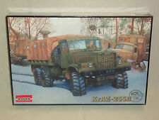 Roden 1/35 Scale KrAZ-255B, Soviet Army Heavy Truck - Factory Sealed
