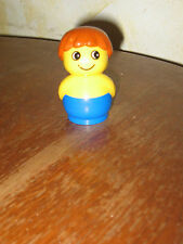 DUPLO LEGO PRIMO CHILDS FIRST CONSTRUCTION SET RARE LADY PLAY FIGURE STACKER