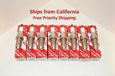 New Genuine Toyota / Lexus Spark Plugs 8-Pcs 90919-01191 Denso SK20HR11 3421