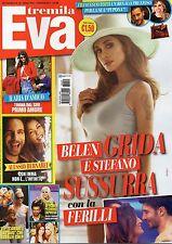Eva 2016 19#Belen Rodriguez,Gabriella Pession,Cristina Chiabotto,Ilaria D'Amico