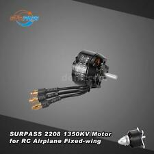 SURPASS 2208 1350KV 14 Poles Brushless Motor for RC Airplane Fixed-wing Z5T0
