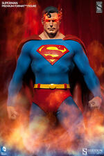 SIDESHOW SUPERMAN Premium FORMAT FIGURE EXCLUSIVE STATUE NEW!JUSTICE League Bust