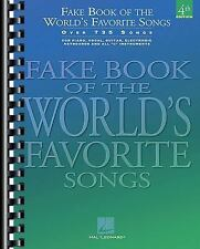 Fake Book of the World's Favorite Songs: C Edition (Hl 00240072), , Acceptable B