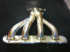 ZZP Stainless Ecotec 2.0L 2.2L 2.4L Cobalt SS Supercharged Header G5 Ion