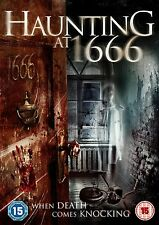 Haunting At 1666 (DVD) (NEW AND SEALED)