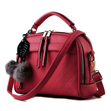 Women's Handbag PU Leather Shoulder Party New Bag Ladies Satchel Tote Purse Bags