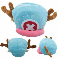 One Piece Chopper Cap Anime Cute Plush Hat Funny Costume Cosplay Collect Gift