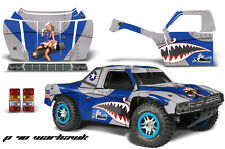 AMR RC Graphic Decal Kit Short Course Slash SC10 1979 F250 Body JConcepts WARHWK