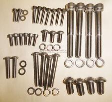 94-97 LT1 LT4 Corvette Trans Am Intake Manifold Screw Bolt Kit STAINLESS STEEL