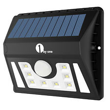 Weatherproof Solar Powered Outdoor LED Light 3 Different Modes with Security