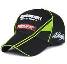 Kawasaki Ninja Racing Cap car logo Moto GP motor racing F1 baseball Auto hat