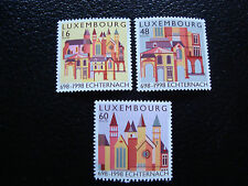 LUXEMBOURG - timbre yvert et tellier n° 1404 a 1406 n** (A17) stamp (Z)
