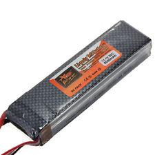 11.1V 5000mAh Lipo Battery For RC Model ZOP Power 11.1V 5000mAh 3S1P 30C