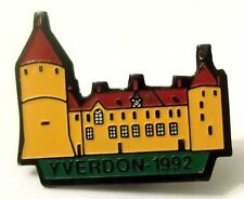 Pin Spilla Yverdon 1992