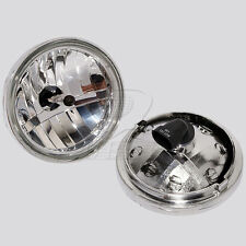 "4-1/2"" Diamond Cut Ice Auxiliary Passing Lamp Driving Spot Fog Lights For Harley"