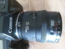 Canon zoom lens 35-105mm