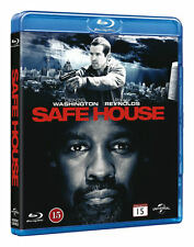 Safe House (Region Free) Blu Ray
