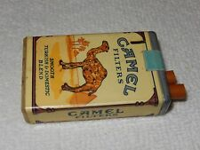 Collectible Camel Cigarette Lighter Tobacco Advertising