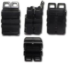 TB298 FMA Fastmag M4 Double Magazine Holder Black Magazine Airsoft Caricatore