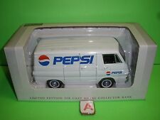 1964 DODGE VAN A100 PEPSI COLA Die Cast Liberty Classics 1:25 Spec Cast MIB