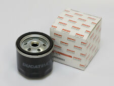 Genuine Ducati Oil Filter Superbike Hypermotard Multistrada Monster SS Diavel