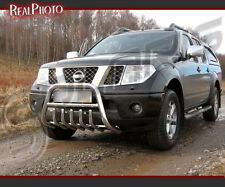 NISSAN NAVARA 06-10 BULL BAR, NUDGE BAR, A BAR STAINLESS STEEL +GRATIS!!!